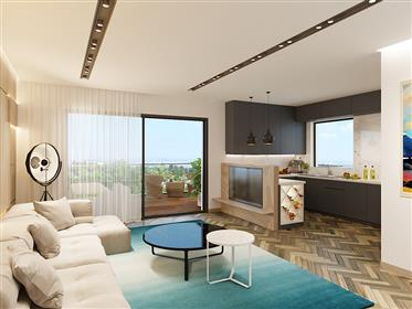 In the center of Rishon Letsion, a new boutique residential ...