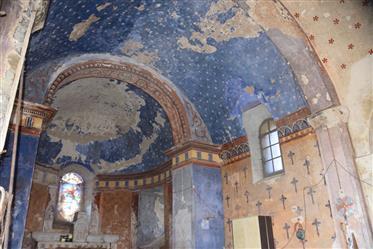 Roman church 13th c. With presbytery