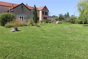 Large house and lovely garden