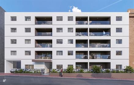 Visconde Gebäude - Apartment T2 A - Etage 1