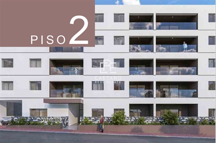 Wohnung L T3- Etage 4