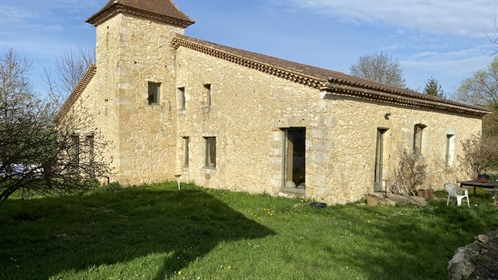 Old Stone Farmhouse With Dovecote And Outbuildings Set On 3 hA 50 Of Land