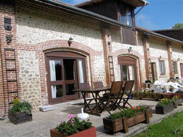 Normandy – Stunning Home with 5 Holiday Cottages.