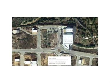 Terreno aprobado para estación de servicio en Tavira