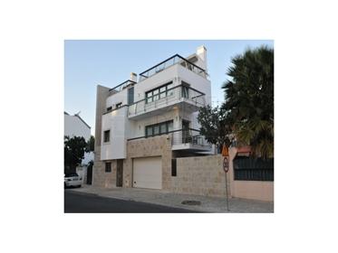 Haus V3 in Belém, Lissabon