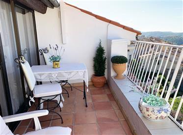Appartement superbe avec terrasse