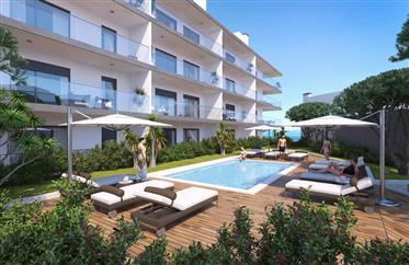 Apartamentos T2 em condomínio com piscina - Ericeira - Sunset Deluxe