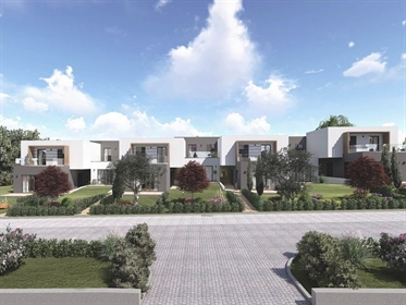 Duplex apartments with 2 bedrooms, under construction at the Pestana Silves Golfe Resort,