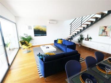 Luxuoso apartamento de 3 quartos em Faro, no Algarve. Localizado numa das zonas em expansã