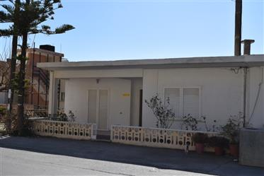 A duplex house of 125m2 plus 125m2 in the area Pefkos in Vianno.