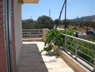 Pachia Ammos-Ierapetra:Two houses 2.400 meter from the sea w...
