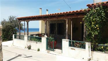 Ground floor apartment for sale in Agia Fotia.