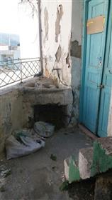 Piskokefalo-Sitias: Petite maison en pierre avec cour et ter...