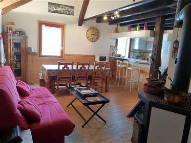Appartement : 77 m²