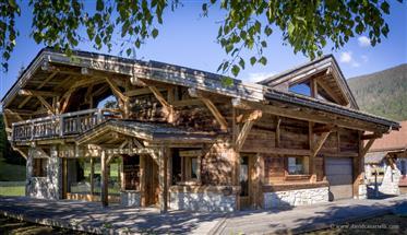 Chalet Perce Neige