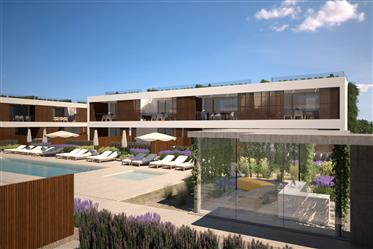Novos Apartamentos T2 com Piscina em Burgau - Lagos