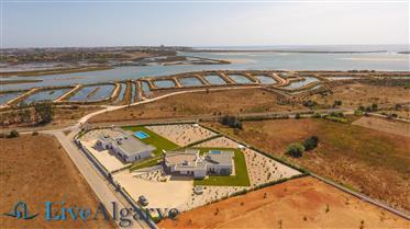 Nouvelle villa de luxe T3 avec vue sur la mer à Vale da Lama, Lagos