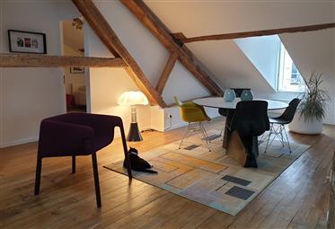 Orleans Centre Superbe appartement type loft, dernier étage - parking