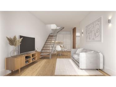 Two One-Bedroom Apartments with yield for sale in Vila Nova de Gaia, Porto