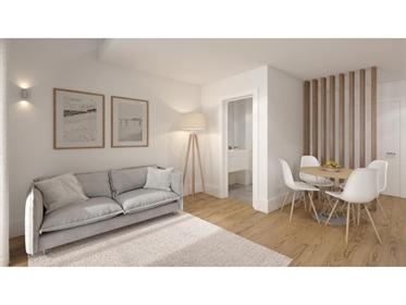 One-Bedroom Apartment with yield for sale in Vila Nova de Gaia, Porto