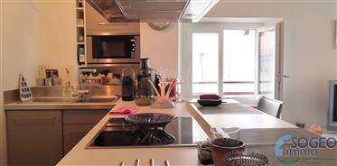 Biarritz Hypercentre - T2 dernier étage parfaitement rénové