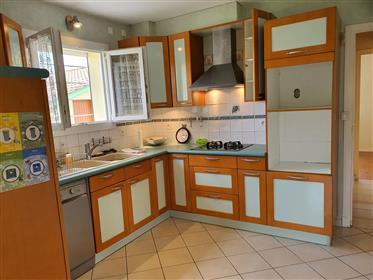 Maison de 153 m² habitable de plain-pied avec double garage