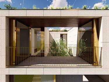 Moradia de luxo T3 com jardim e piscina em Cascais