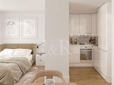 Excellent 1-bedroom apartment in Vila Nova de Gaia, Porto