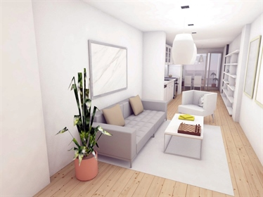 Obra Nueva. Joaquin Costa. Promotion of 5 houses and commercial premises on the ground flo