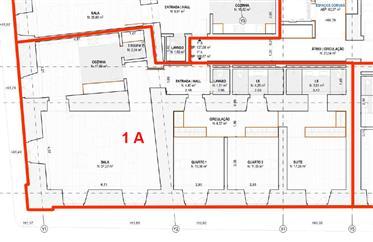 Luxury T3 apartment in Bairro Alto