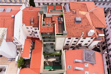 Apartamento de luxo Rua Ivens 30 no coração do Chiado
