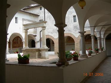 Apartment in the convent of san Francesco