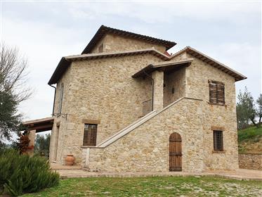 Casale In Pietra  Panoramico