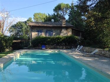 Gîte rural avec piscine