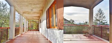 Panoramic villa