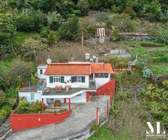 Mountain Farm House Porto Da Cruz Madeira