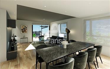 Wohnung: 117 m²