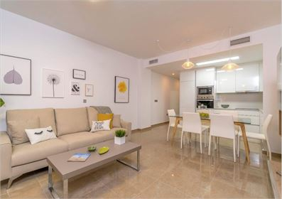Apartment in the center of Torrevieja – 3566