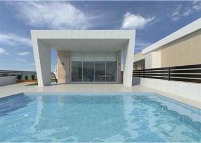 One storey villa in Los Balcones, Torrevieja – 3608