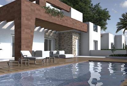 Villa de diseño moderno en Los Altos, Torrevieja