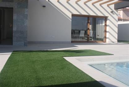 Villa llave en mano en Los Altos, Torrevieja