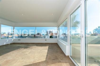 Neue Luxusvilla in Molino Blanco La Mata Neue Villa nur 150 Meter vom Strand von La Mata e