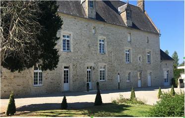 Normandie – Région Ouest Bayeux- Domaine