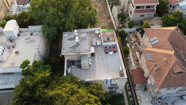 A house divided into 2 apartments for sale exclusively in Netanya,