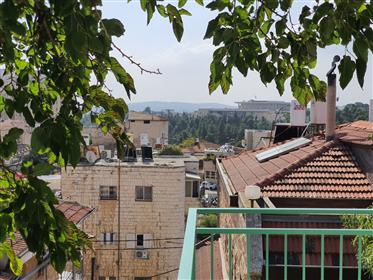 Exclusively on Bezalel Street in the heart of Nachlaot,