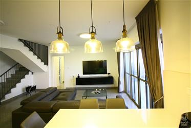 Renovated to the highest standard 5 Room Duplex, Is Looking For A Buyer In Mishkenot Ha'uma!