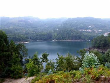 Land with view on Lake in Geres, Portugal, Braga