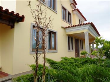New 4 bedroom House, 2310 sq. M. Of land. Portugal, Mirandel...