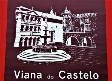Hotel Enoturismo e Vinha. Portugal, Viana do Castelo, Valença.
