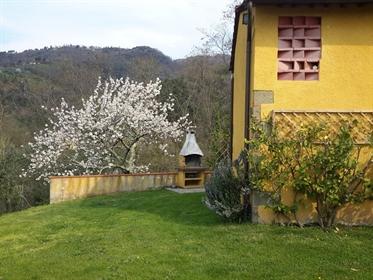 Colonica/Casale in vendita a Massa e Cozzile, in buono stato - Rif. V 1313 rustico